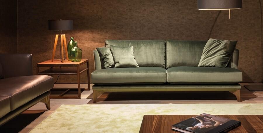 Leuk Lounge Bankje.De Polo Collectie Van Bw Bergers Interieurs Bergers Interieurs